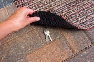 Why Hiding Your Key Outside is Terrible for Security